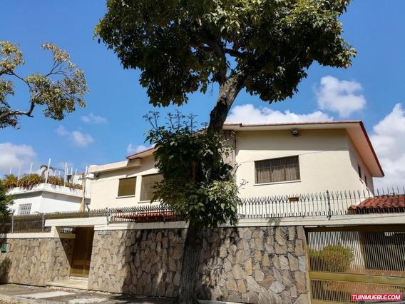 Casa En Venta Colinas De Bello Monte Jeds 18-14407 Baruta