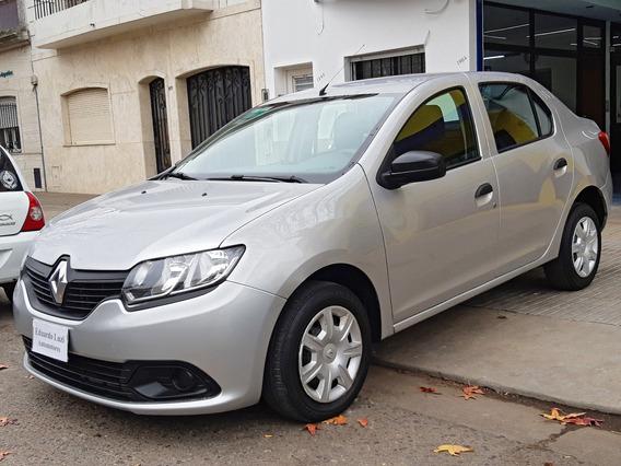 Renault Logan Ii Authentique 1.6 2014 Muy Original