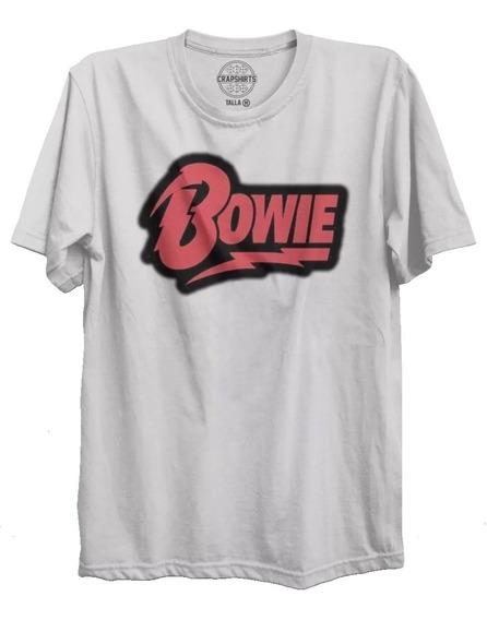 Playera David Bowie Msi