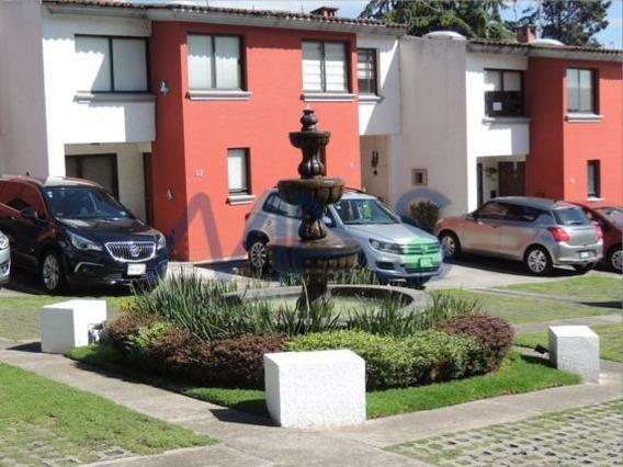 Departamento - Cuajimalpa De Morelos