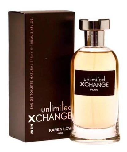Perfume Karen Low Unlimited Xchange Edt M 100ml