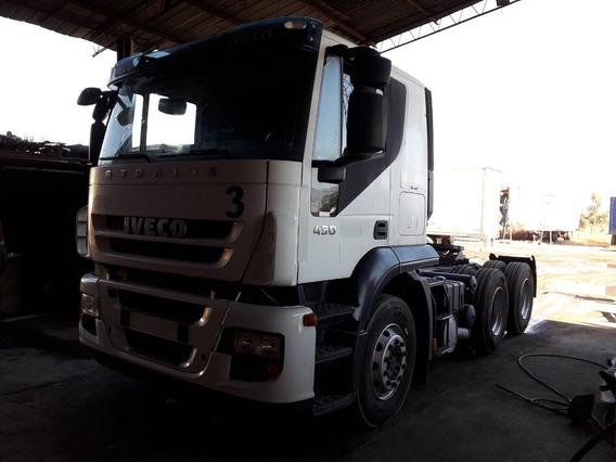 Iveco Stralis 430 2012 Litera Solo 50.000 Kms Credito Recibo