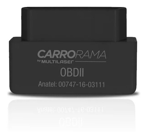 Scanner Automotivo Obd2 Carrorama Multilaser Gol Palio Onix Celta Fox Voyage Ka Siena Golf Argo Punto Corolla