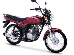 Moto Suzuki Ax4 110cc 4 Tiempos Ideal Para Trabajo