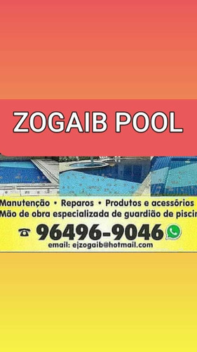 Imagem 1 de 5 de Zogaib Pool