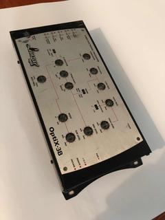 Crossover Lanzar Optix-3b