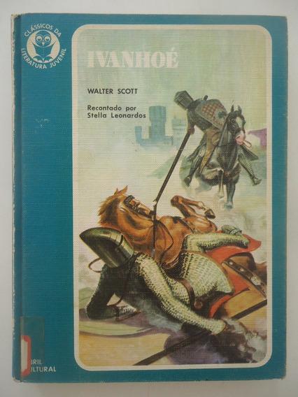 Ivanhoé - Walter Scott - Clássicos Da Literatura Juvenil