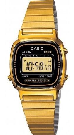 Relógio Casio - La670wga-1df - Ótica Prigol