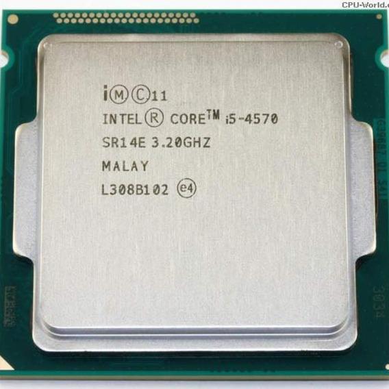 Processador Intel Core I5 4570 3.20ghz (somente Retirar Bh)
