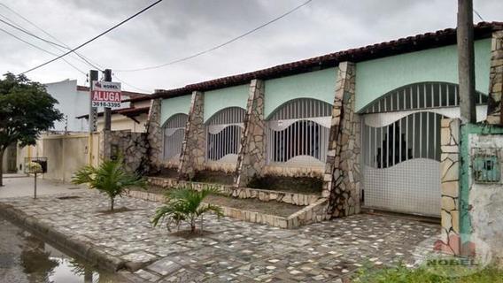 Casa Com 6 Dormitório(s) Localizado(a) No Bairro Sao Joao Em Feira De Santana / Feira De Santana - 1551