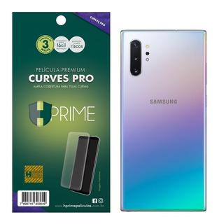 Película Hprime Curves Pro Verso Galaxy Note 10 Plus