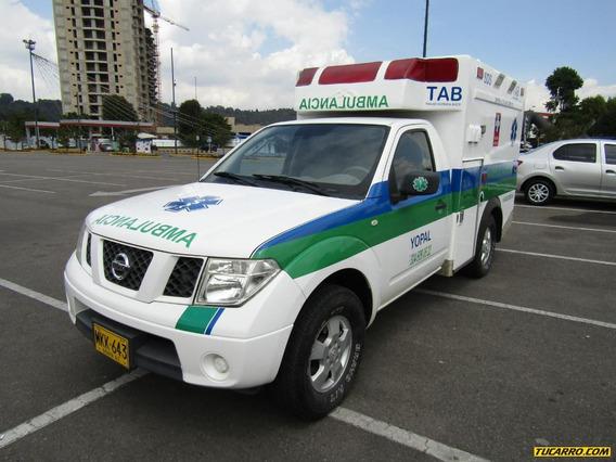 Ambulancias Otros Mt 2500cc Td Aa 4x4
