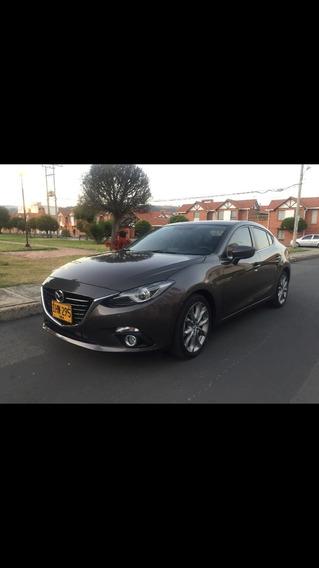 Mazda Mazda 3 Mazda 3 Grand Touring 2016