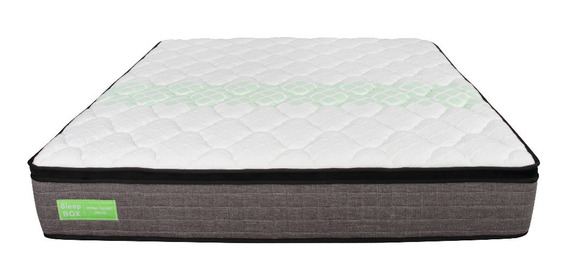 Colchón Sleep Box Green Line Spring 2 Pocket 160x200