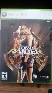 ** Tomb Rider Anniversary Para Tu Xbox 360 **