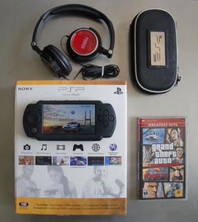 Psp Sony 3000 Chipeado (80)