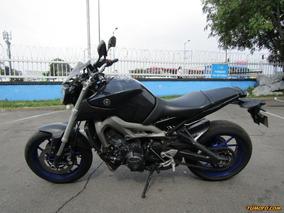 Yamaha Mt 09 Mt 09