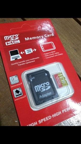 Cartão De Memória 64gb (novo)