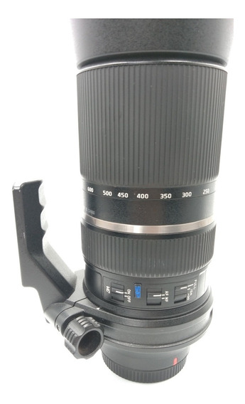 Lente Objetiva Tamron Sp 150-600mm F/5-6.3 Di Vc Usd [canon]
