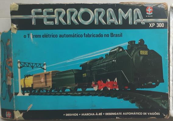 Ferrorama Xp 300 Completo - Brinquedos e Hobbies Usado no