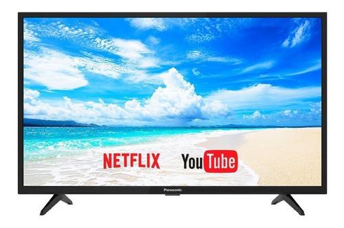 Imagem 1 de 3 de Smart Tv Led 40 Panasonic Wi-fi 2 Hdmi 2 Usb - Tc-40fs500b