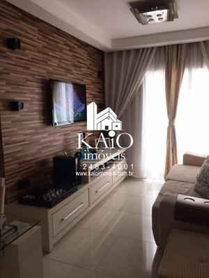 Apartamento Residencial À Venda, Jardim Flor Da Montanha, Guarulhos. - Ap0764