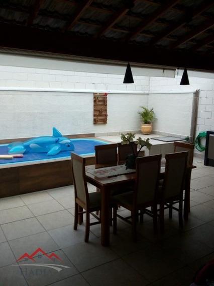 Estuda Permuta casa Com Corredor No Condomínio Fechado Vintage Em Jundiaí Sp. - Ca00077 - 4488180