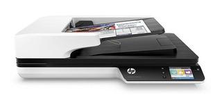 Escaner Hp Scanjet Pro 4500 Fn1 Flatbed Doble Cara L2749a