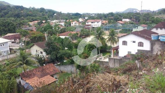 Terreno Residencial À Venda, Engenho Do Mato, Niterói. - Te0091