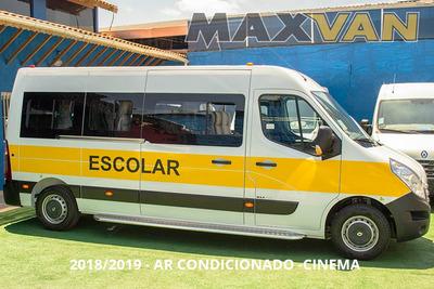 Master Renault | Van Escolar | Cinema | L2h2 5p | 0km