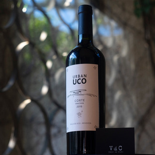 Vino Urban Uco Blend (malbec/tempranillo) - Caja X6 -