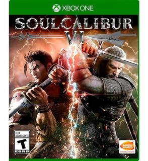 Soulcalibur Vi Para Xbox One
