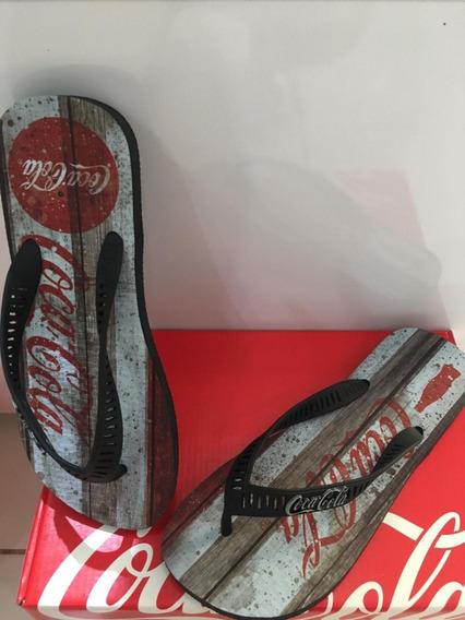 Sandalia Coca Cola Coke Retro