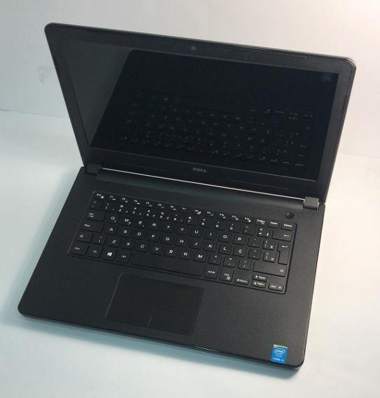Notebook Dell 5458 Led 14 I3 Ram 4gb Hd 500gb Windows