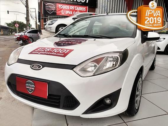 Fiesta 1.6 Sedan - Completo! Com Kit Gás! - 2012