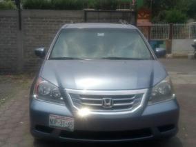 Honda Odyssey 5p Touring Minivan Aut Cd Q/c Dvd 2009