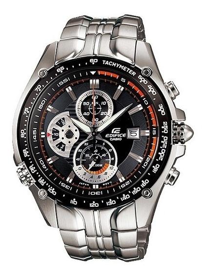 Relógio Casio Edifice Ef-543d Sebastian Vettel Original.