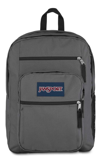 Zonazero Mochila Jansport Big Student Deep Grey