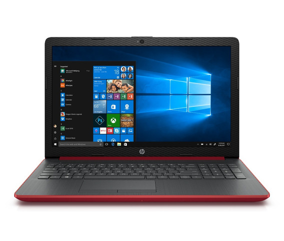 Notebook Hp 15-da0061la I5 8gb 1tb Geforce Mx110