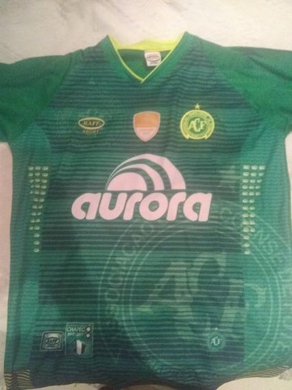Camiseta De Chapecoense, Marca Raff Sport, Titular