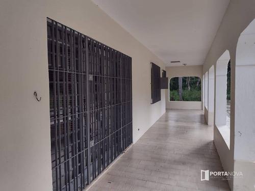 Chácara Com 3 Dormitórios Para Alugar, 15000 M² Por R$ 4.400,00/mês - Potuverá - Itapecerica Da Serra/sp - Ch0109