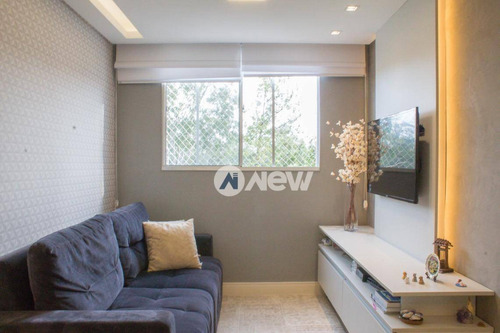 Imagem 1 de 21 de Apartamento Com 2 Dormitórios À Venda, 42 M² Por R$ 200.000,00 - Operário - Novo Hamburgo/rs - Ap2525