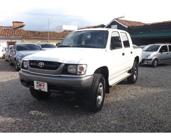 Toyota Hilux 4x4 Modelo 2005
