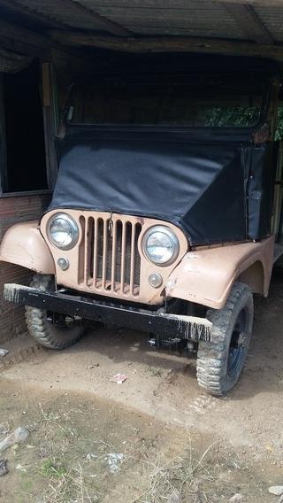 Girico Jeep Willys