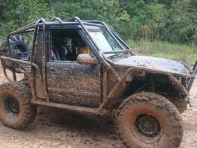 Land Rover Discovery1 Preparada!