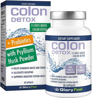 Colon Detox Con Probioticos Colon Cleanse Made In Usa