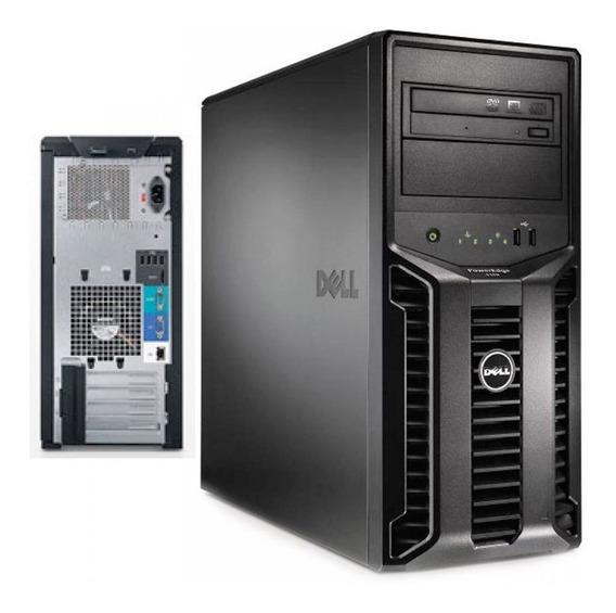 Servidor Dell T110 Xeon Quadcore W3440 4gb Hd 500gb