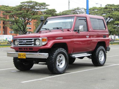 Imagen 1 de 14 de Toyota Land Cruiser 3.8 Motor Diesel Con Turbo 100% Japonesa