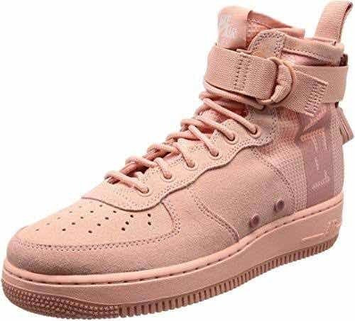 Tênis Nike Sf Air Force 1 Mid Suede Masculino - 41/42 - Raro