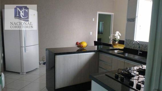 Casa Com 2 Dormitórios À Venda, 125 M² Por R$ 390.000 - Jardim Ana Maria - Santo André/sp - Ca2317